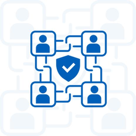 Blockchain Data Security Image