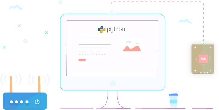 Python Laptop Image